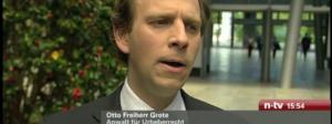 Rechtsanwalt Otto Freiherr Grote Das Grüne Recht