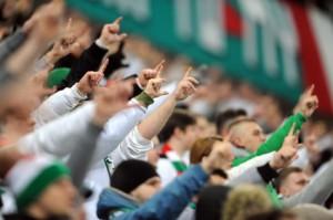 Das Grüne Recht Beiten Burkhardt Eintracht Frankfurt FC Bayern München Hannover 96
